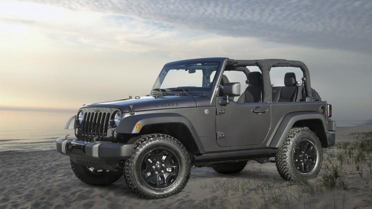 2014 Jeep Wrangler Willys Wheeler Edition