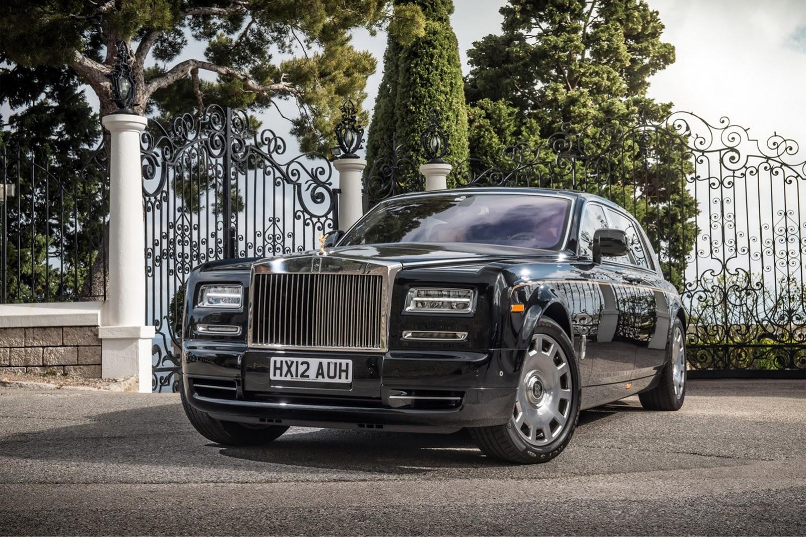 New Rolls-Royce Phantom Not Expected Before 2020 - Rides Magazine