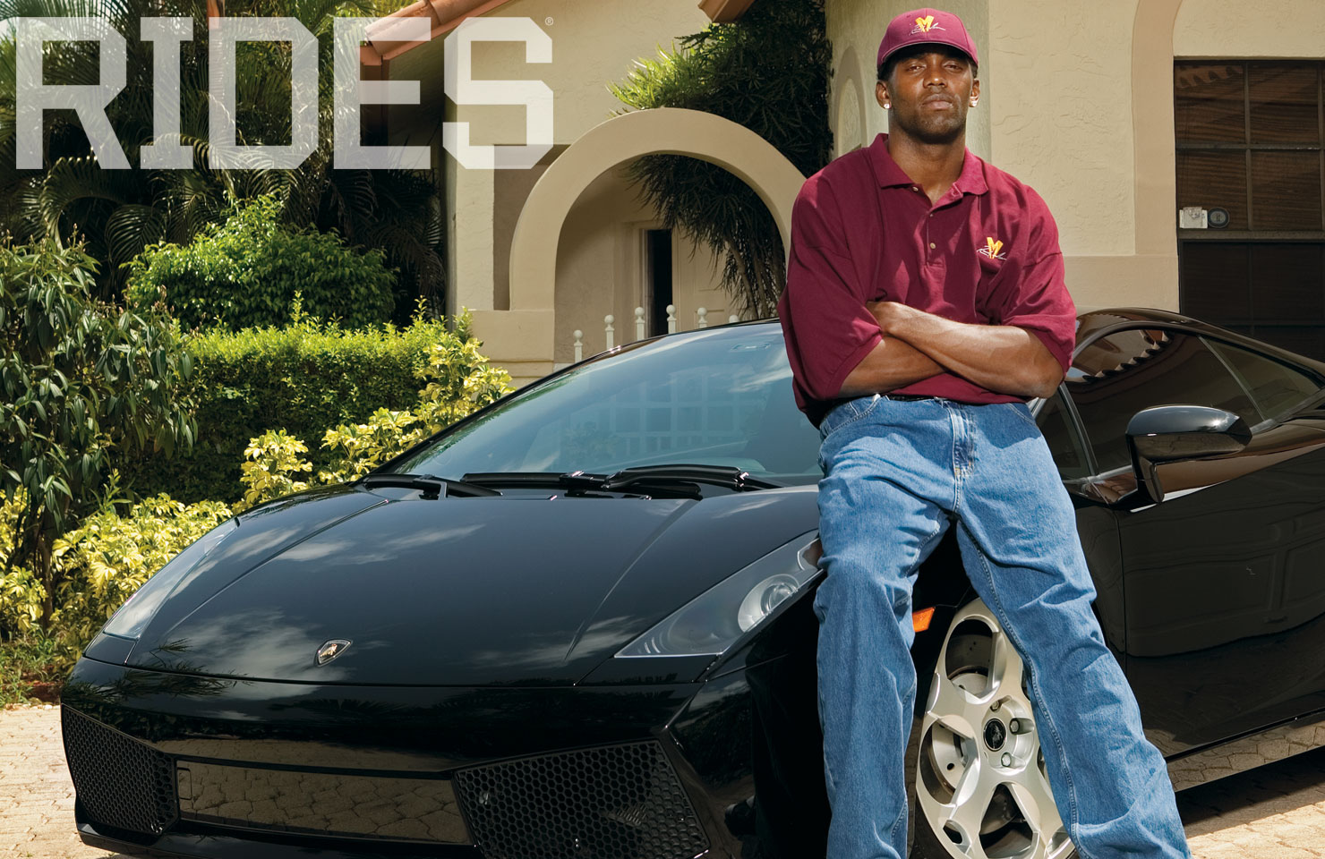Throwback Thursday! Randy Moss's Lamborghini Gallardo ...