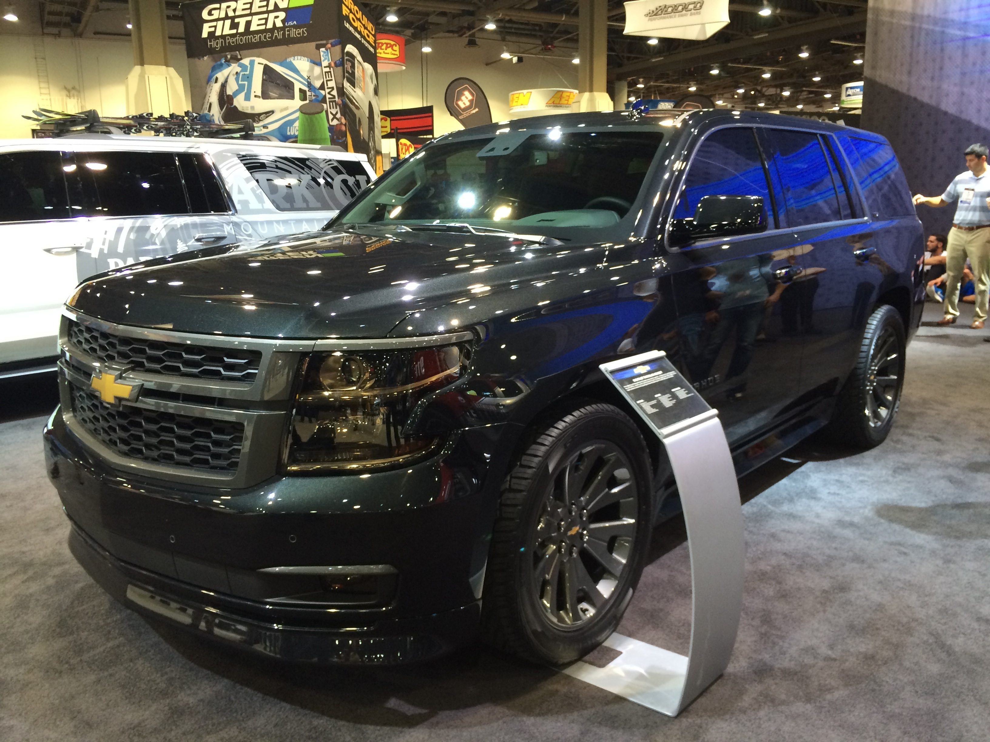 SEMA 2013: Best Of The Chevrolet Exhibit - Rides Magazine