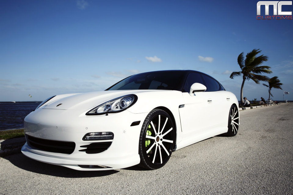 Porsche Panamera 4s On Xo Wheels Rides Magazine