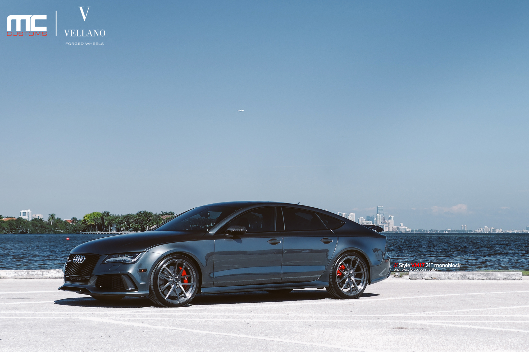 Lowrider Rims And Tires >> 2014 Audi RS7 On Vellano Wheels By MC Customs - Rides Magazine