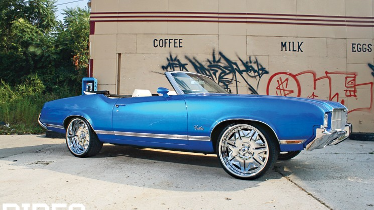 memphis tennessee custom car donk asanti dub rides magazine bbody bubble chevy chevrolet first 48 house of dubbz mlk park hollywood street overton crossing shop box rides magazine