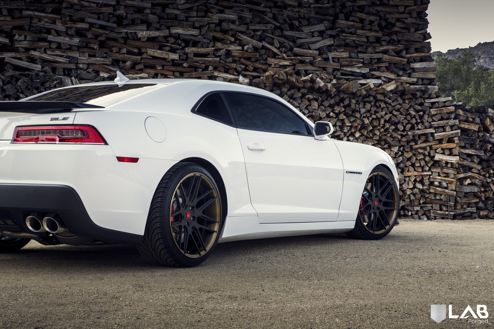 2014 Camaro On 20 Inch Lab Forged Wheels Rides Magazine