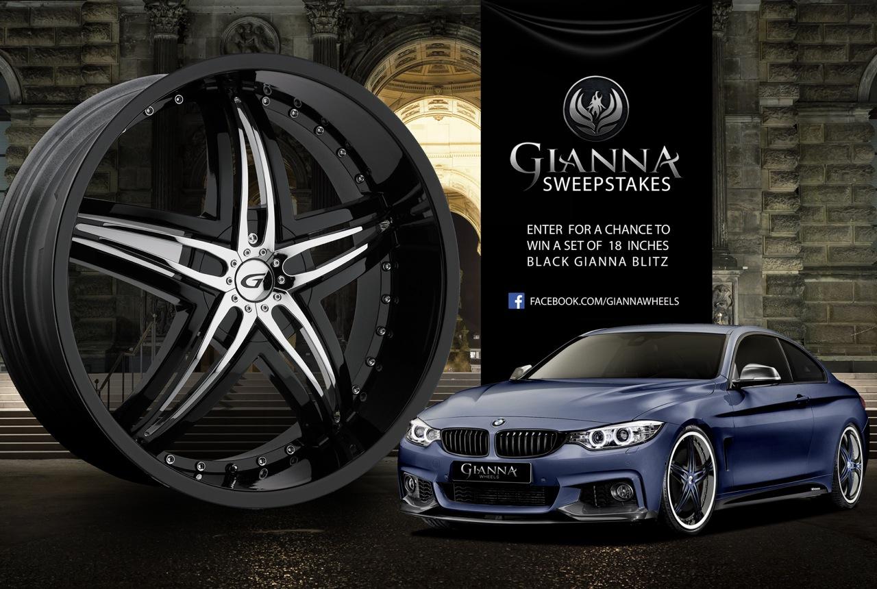 gianna wheels rides magazine free set giveaway blitz sweepstakes
