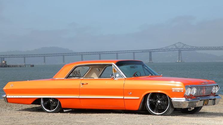 1963, Chevrolet, Impala