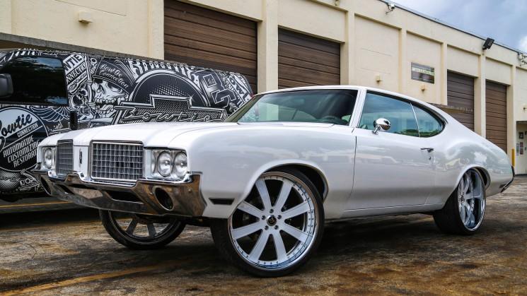 Oldsmobile, 442, Nolan Carroll, Rucci Wheels