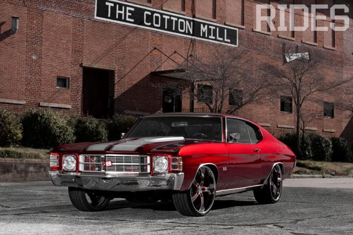 1971 Chevrolet Chevelle SS | Throwback Thursday