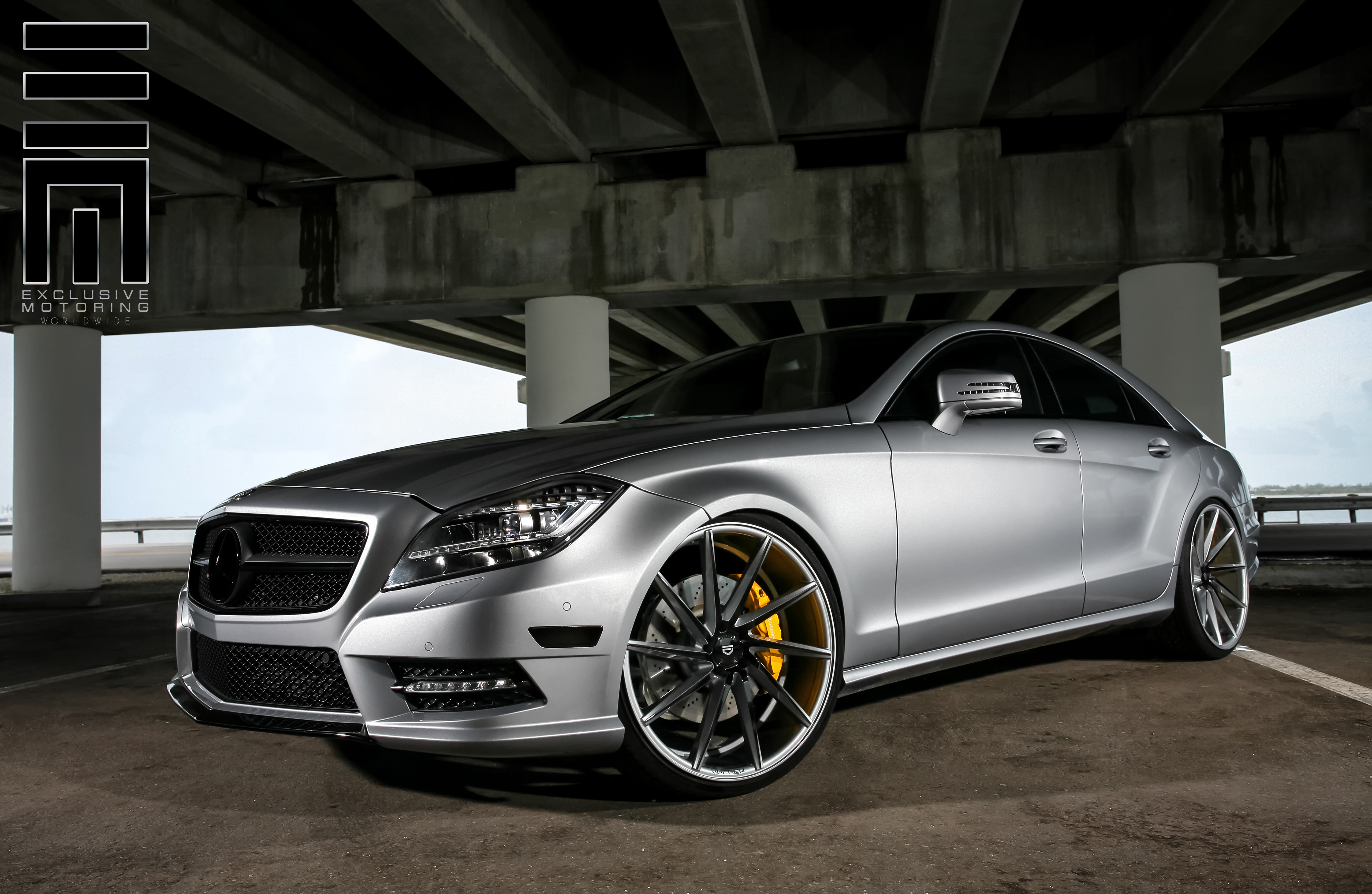 2014 mercedes cls550 by exclusive motoring rides magazine