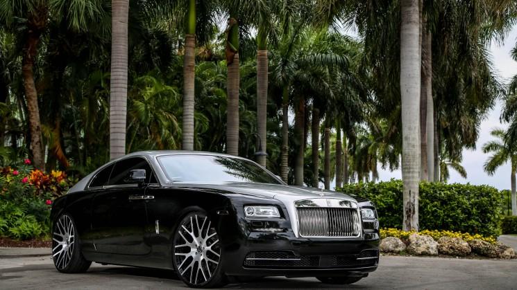 Rolls-Royce, Wraith, Freddo, Forgiato