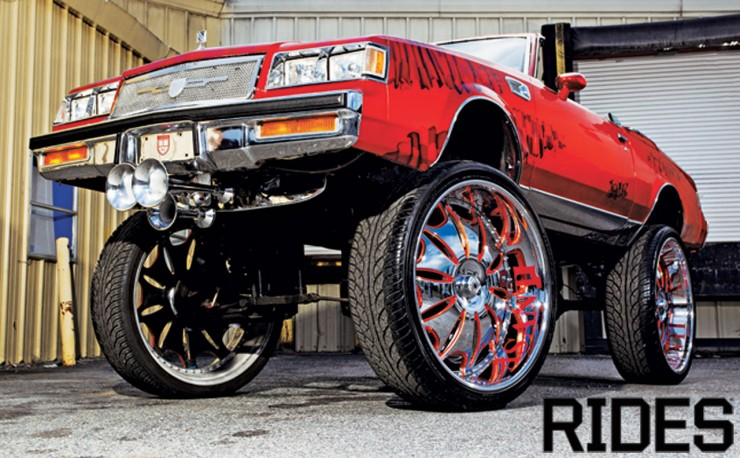 Rides Cars Buick Regal Lifted X