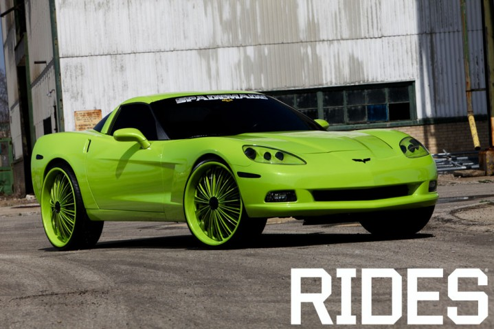 2007 Chevrolet Corvette | Throwback Thursday - Rides Magazine