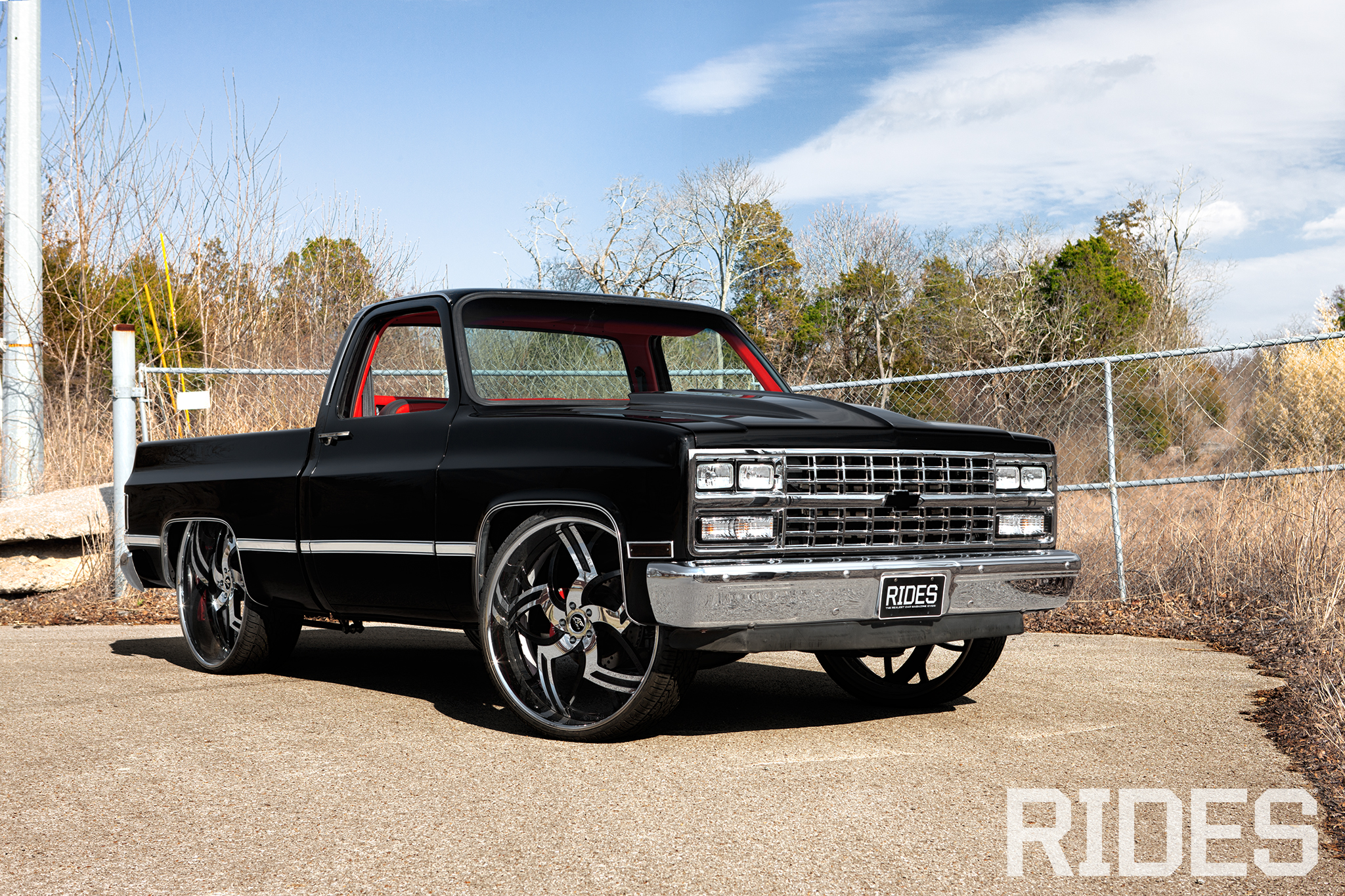 1984 Chevrolet C10: Georgia Bully - Rides Magazine