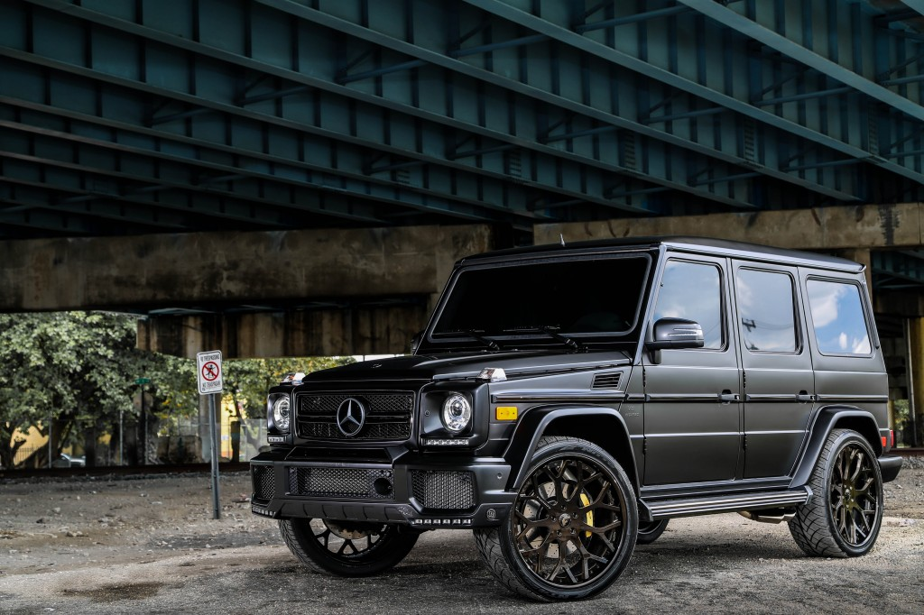 Lifted G Wagon >> Mercedes-Benz G63 On Forgiato Wheels - Rides Magazine