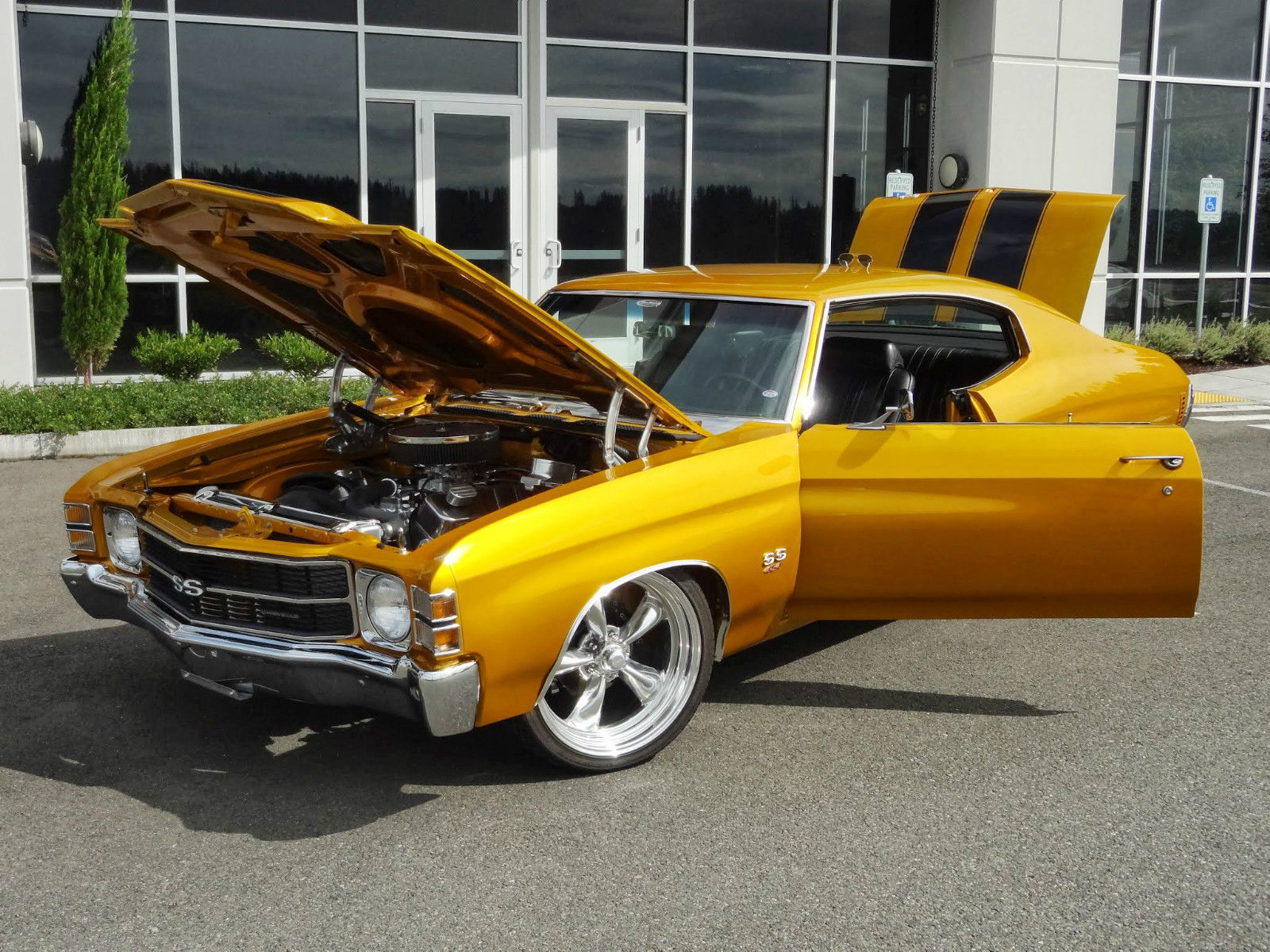 1971 Chevelle SS | For Sale Friday - Rides Magazine