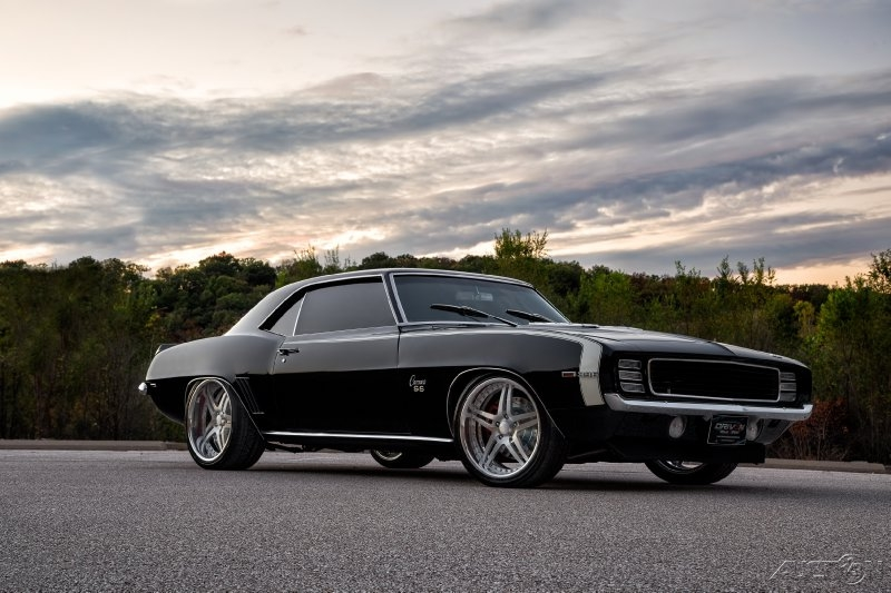 pro touring 1969 chevy camaro rs for sale friday rides magazine. Black Bedroom Furniture Sets. Home Design Ideas