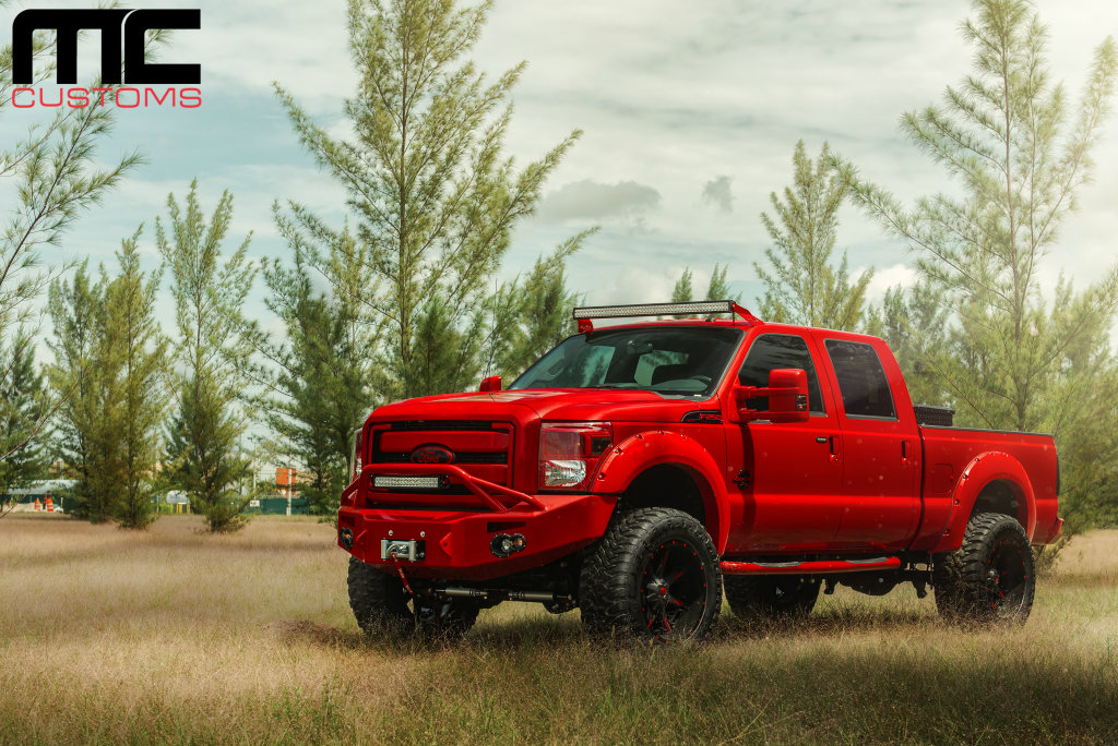 Mc Customs Ford F 250 Rides Magazine