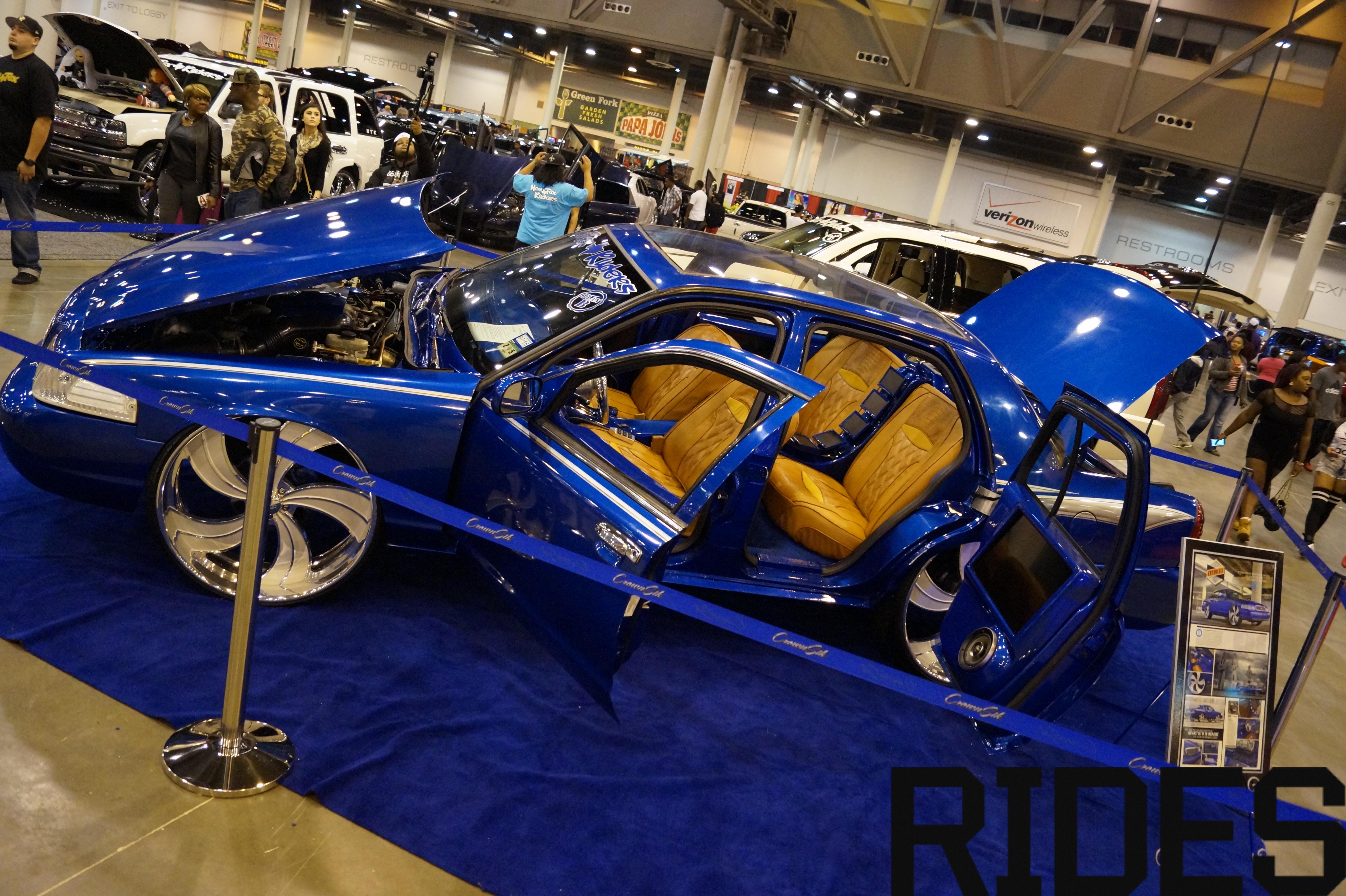 Houston Rides Magazine - Car show houston