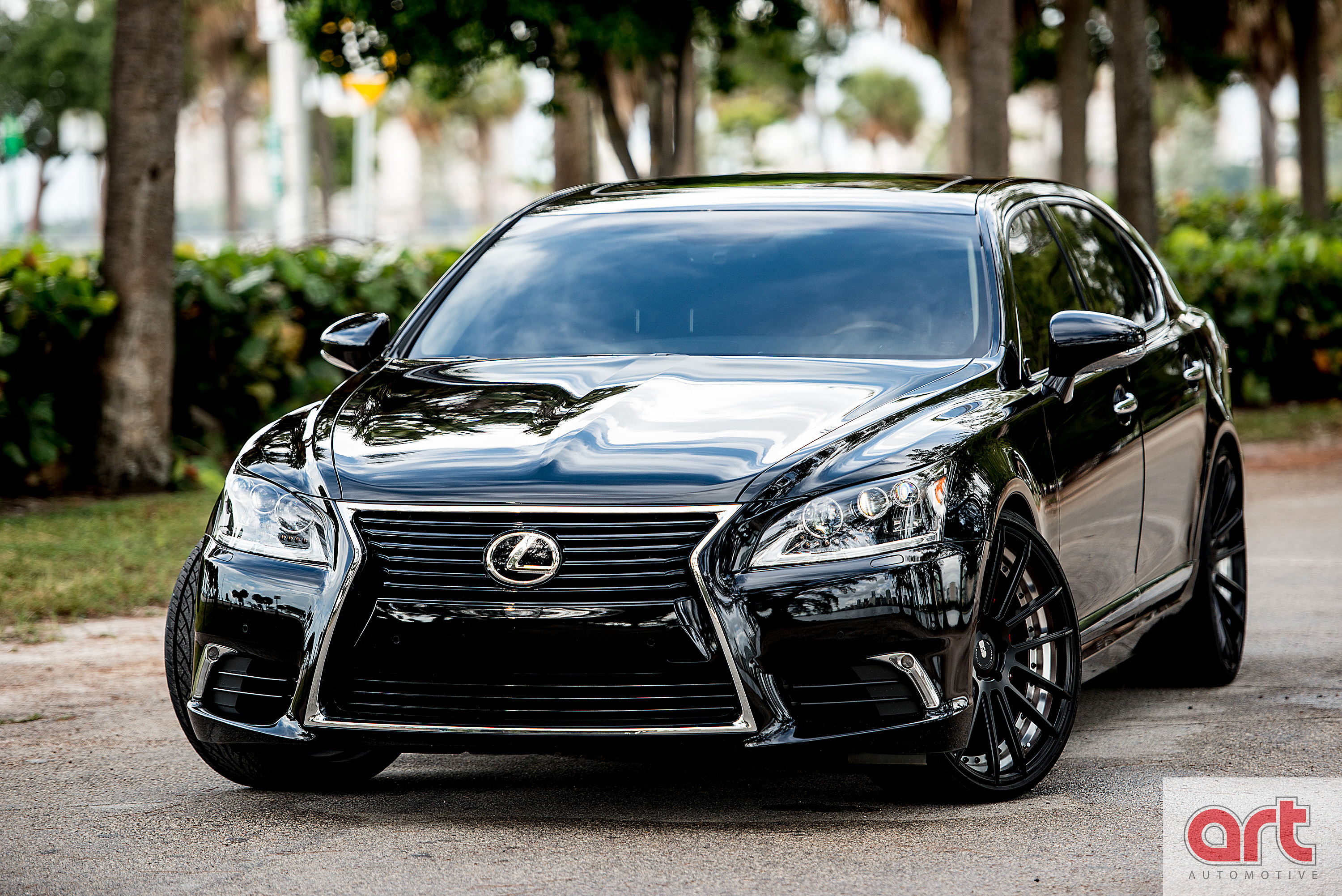 2014 Lexus Ls 460l On Xo Luxury Wheels Rides Magazine