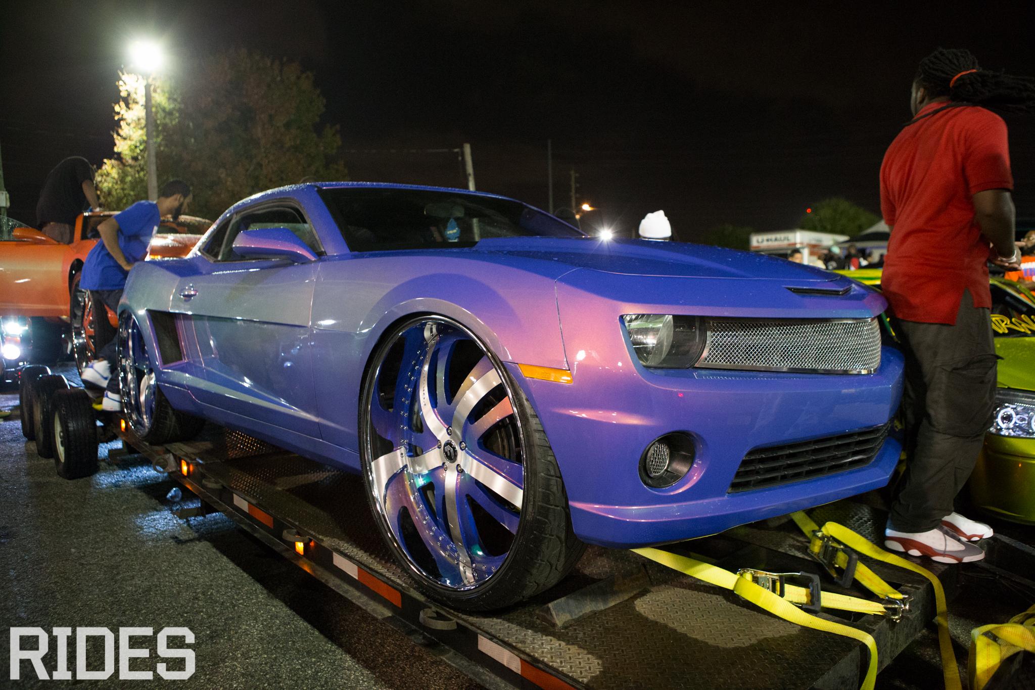Orlando Rides Magazine - Car show florida