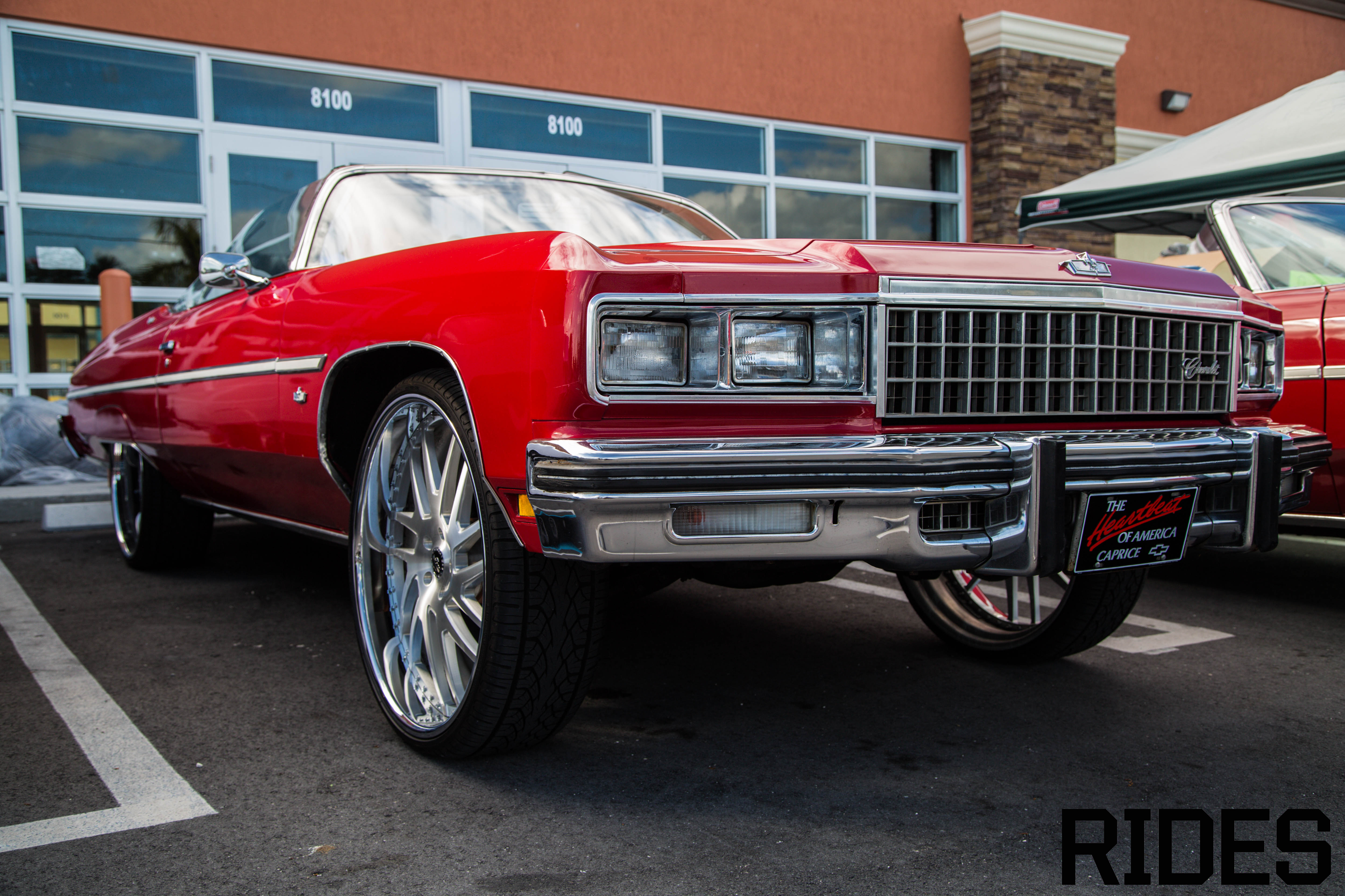 Donk Ryde Or Die Thanksgiving Car Show Rides Magazine