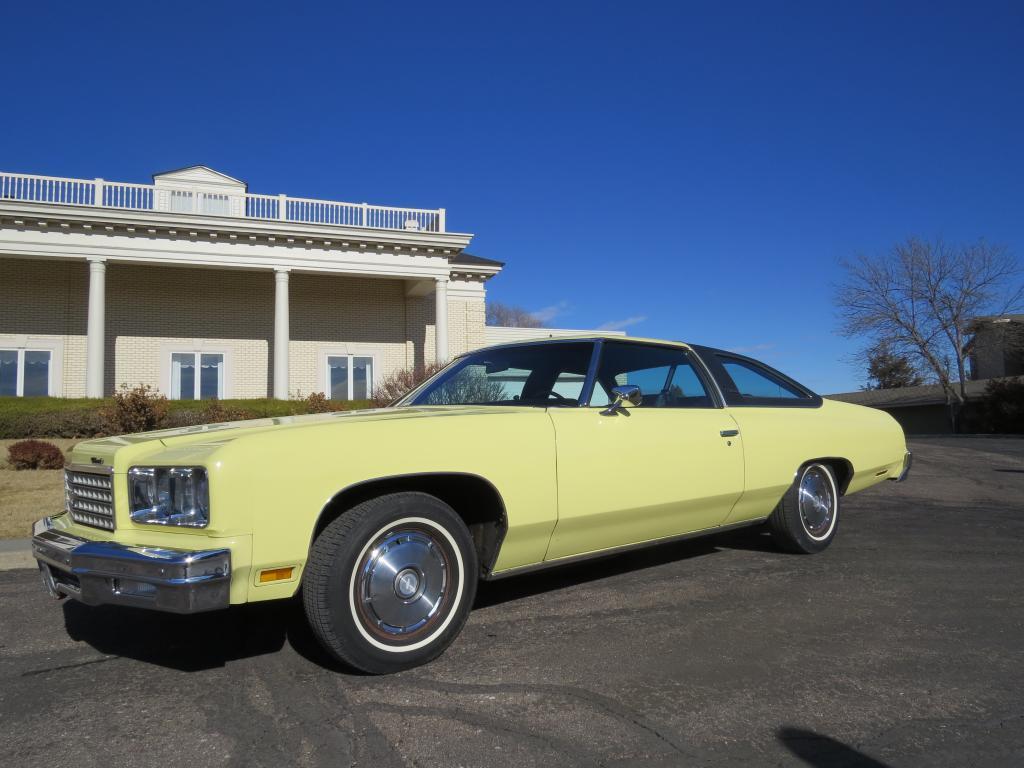 1976 Chevrolet Impala For Sale Friday Rides Magazine