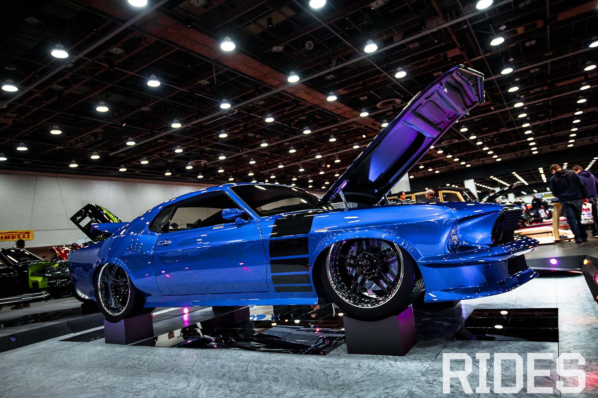 Detroit Autorama 2015 Rides Magazine