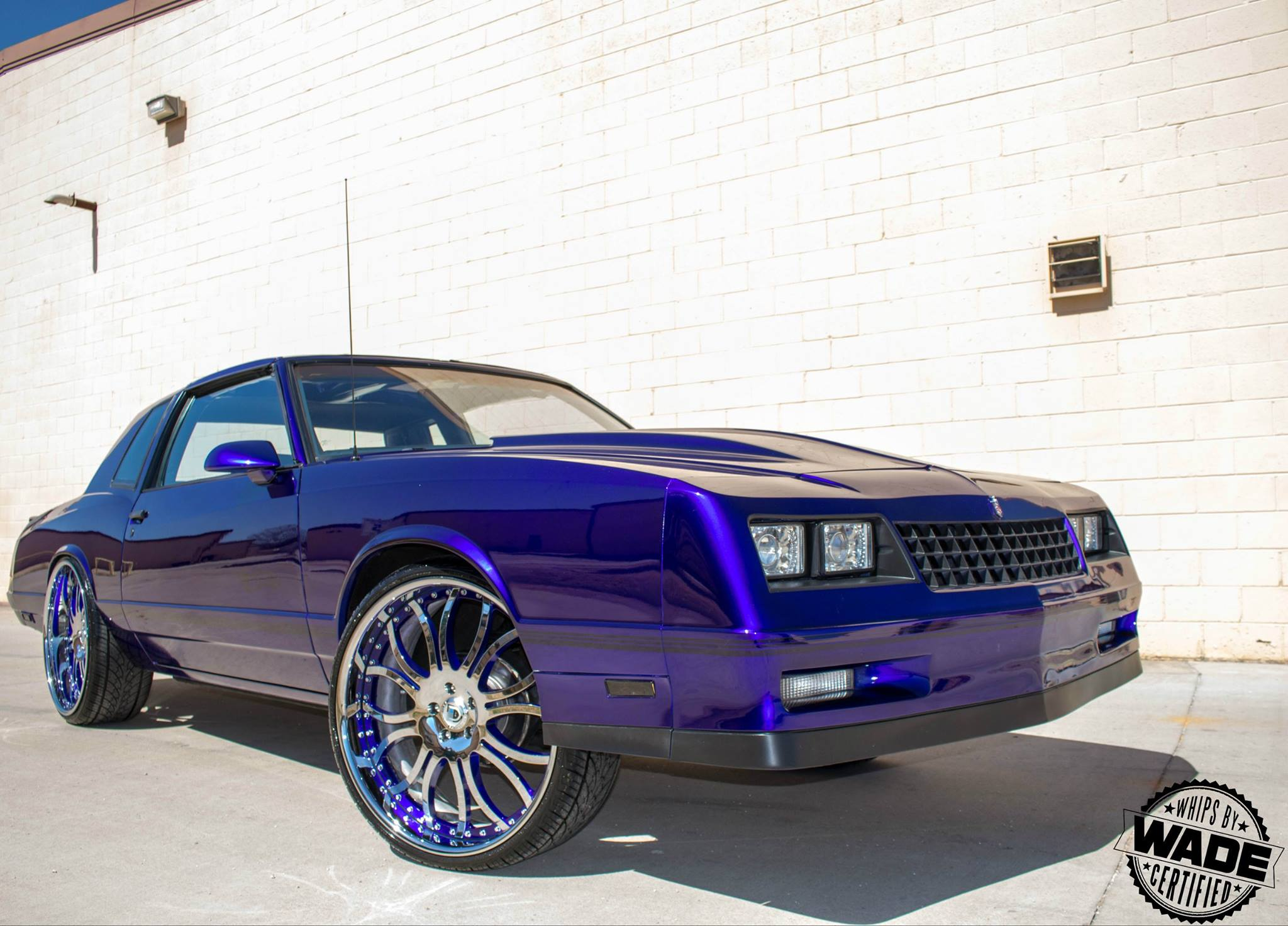 Kandy Monte Carlo SS 24 Inch Asanti Wheels By YoungBlood