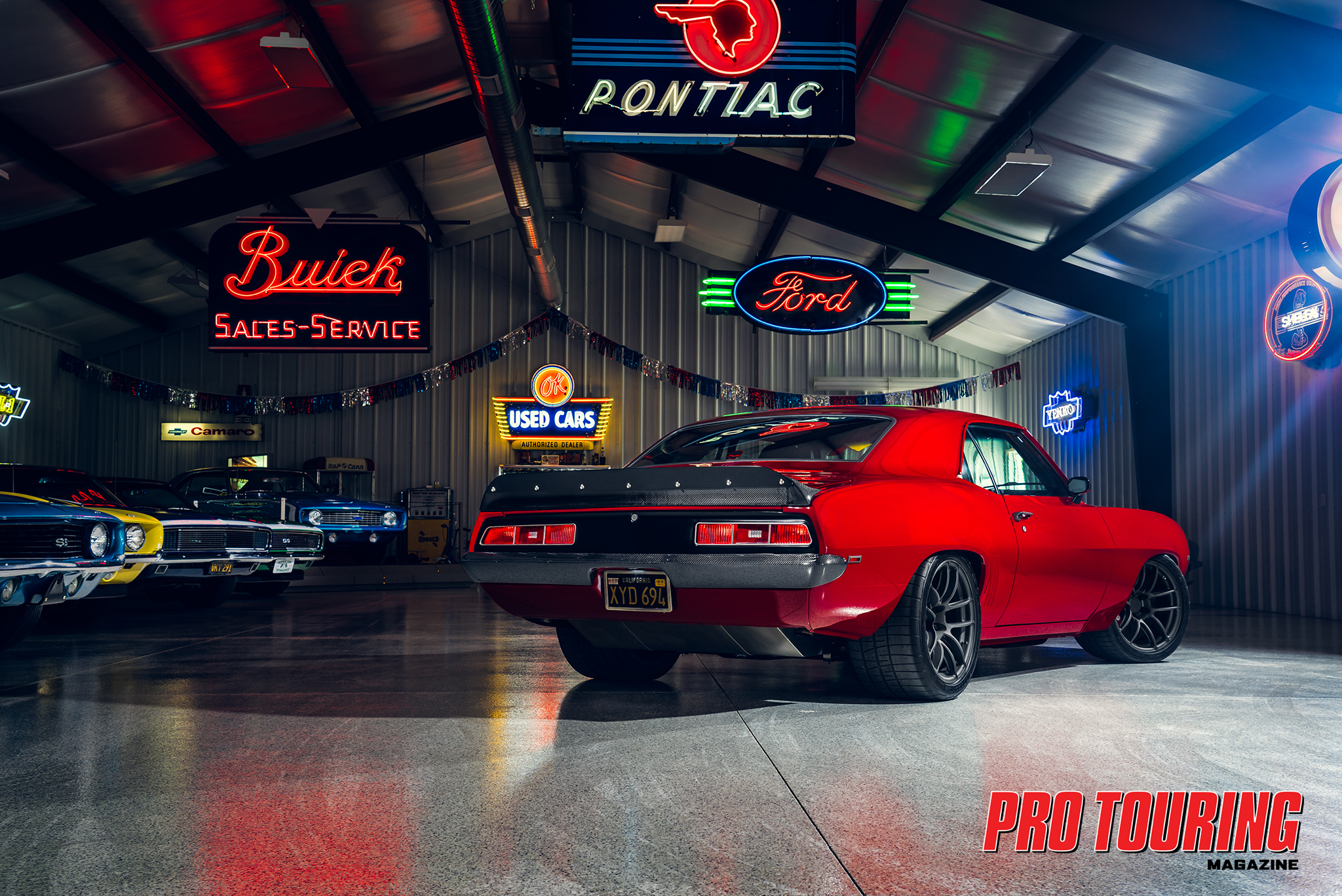 Pro Touring Magazine - COMING SOON! - Rides Magazine