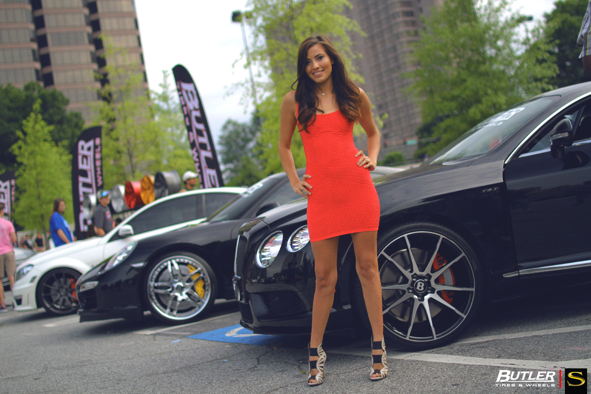 Caffeine Amp Exotics Savini Wheels X Butler Tire Rides