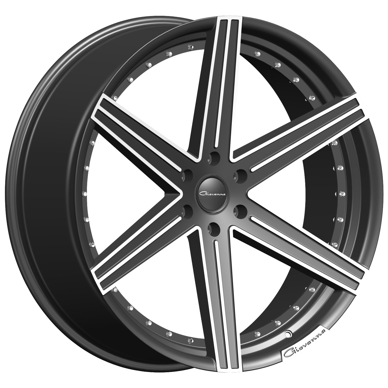 Dubllin-6-26x10-Black-with-Machined-Face