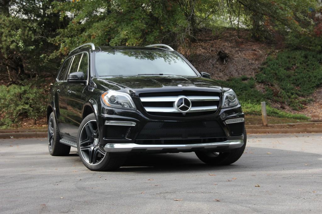 2015 Mercedes-Benz GL550 | DRIVEN - Rides Magazine