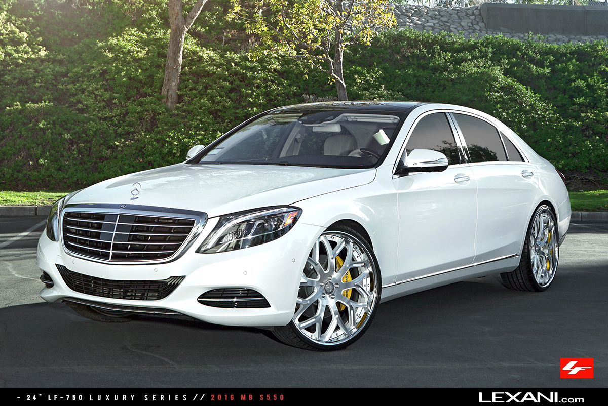 2016 mercedes s550 on 24 inch lexani forged wheels rides for 24 inch mercedes benz rims