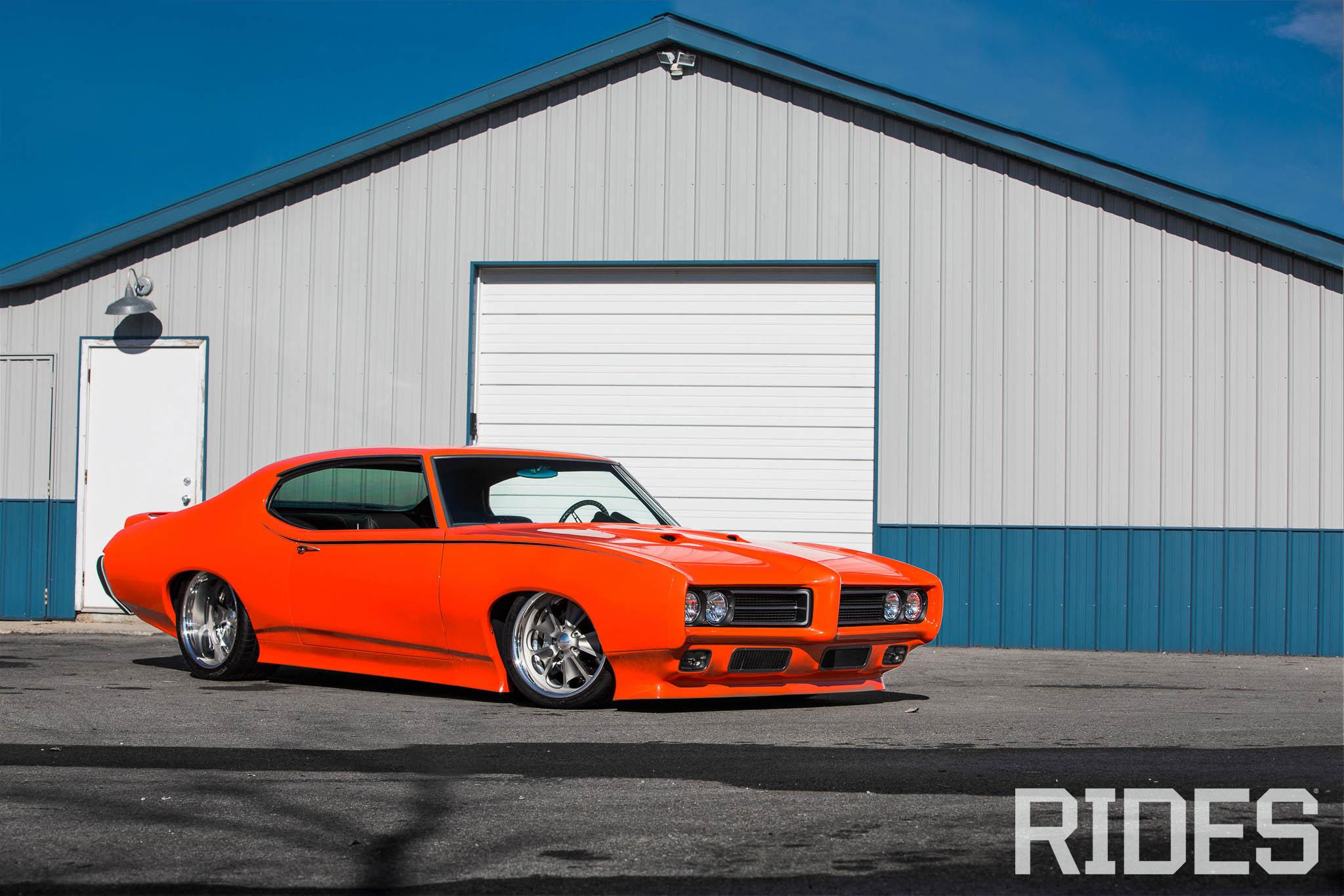 1969 Pontiac GTO: Judg...