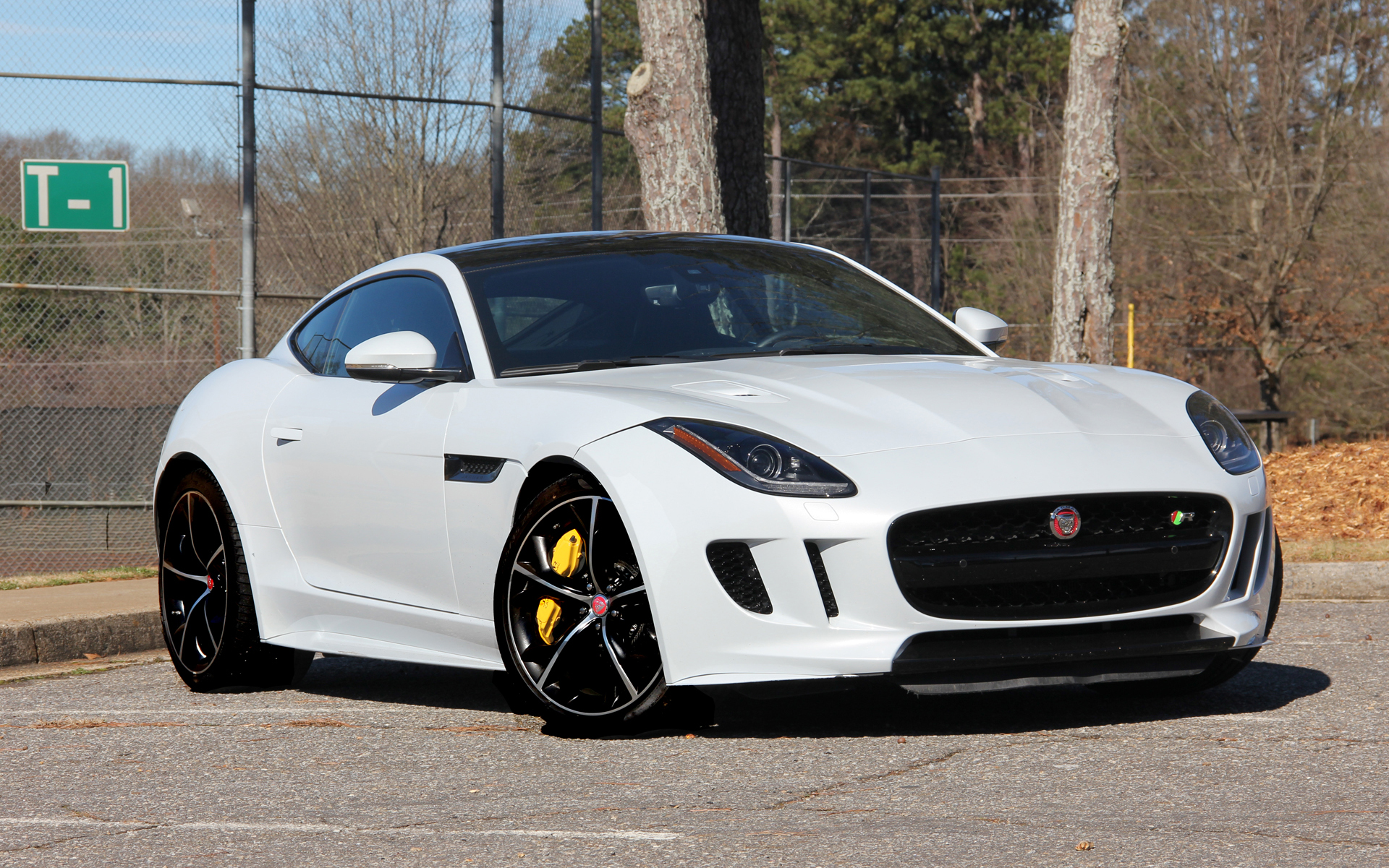 2016 Jaguar F Type R Coupe Driven
