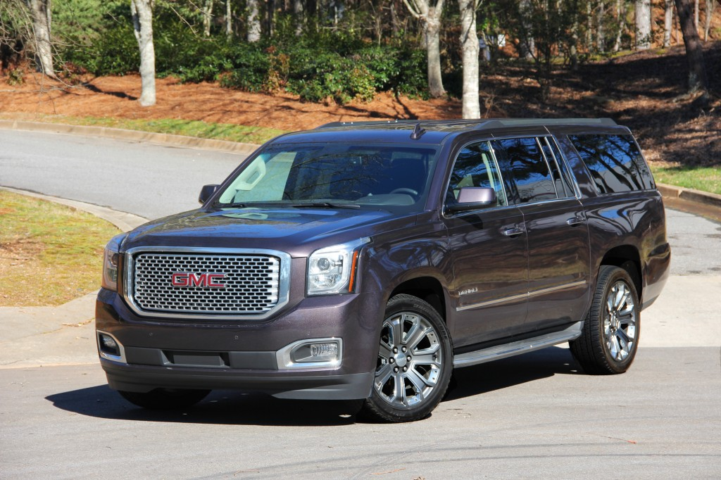 2016 gmc yukon xl denali driven rides magazine. Black Bedroom Furniture Sets. Home Design Ideas
