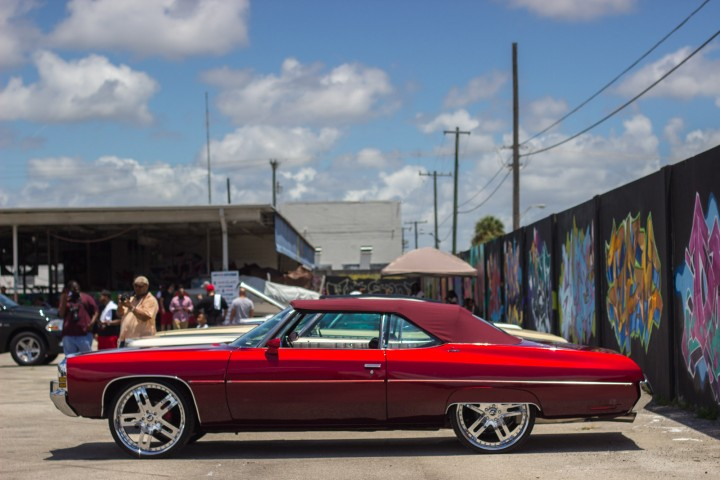 Donk Day Car Show Throwback Thursday Rides Magazine - Donk car show