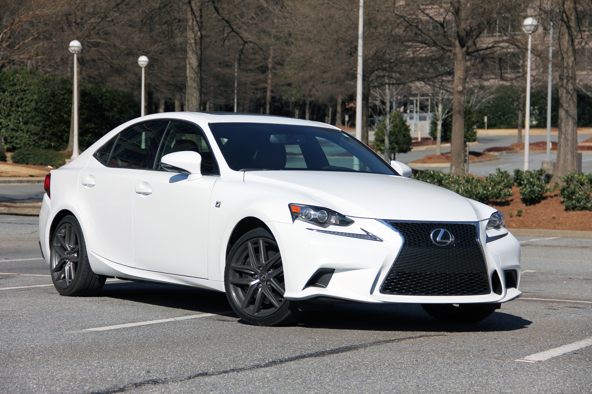 2016 lexus is 200t f sport driven rides magazine. Black Bedroom Furniture Sets. Home Design Ideas