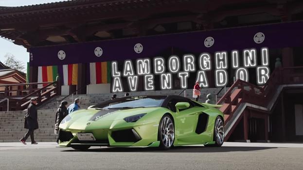 Custom Lamborghini Aventador On Lexani Wheels Video Rides Magazine