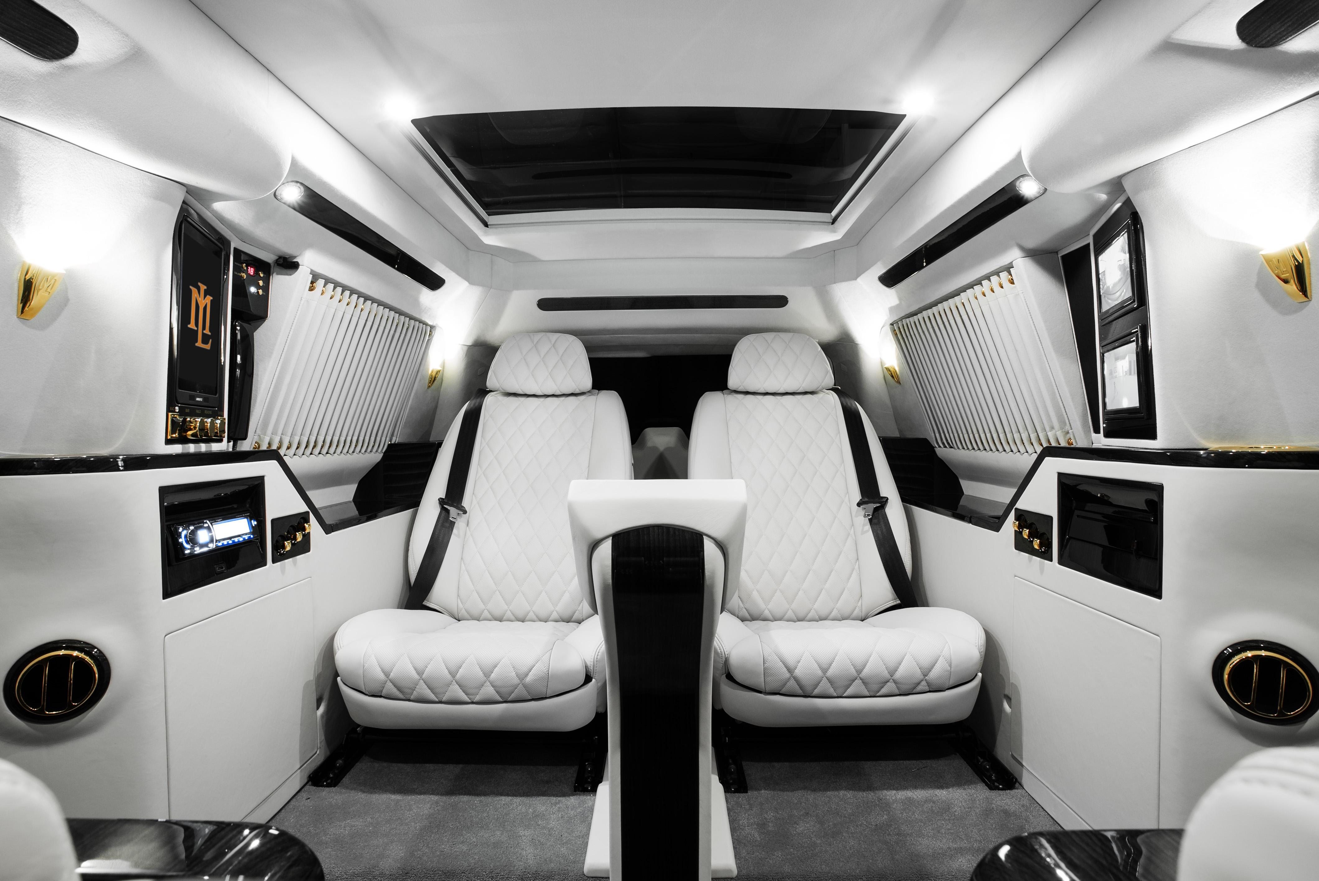 2016 Cadillac Escalade Sky Captain Piano Edition By Lexani