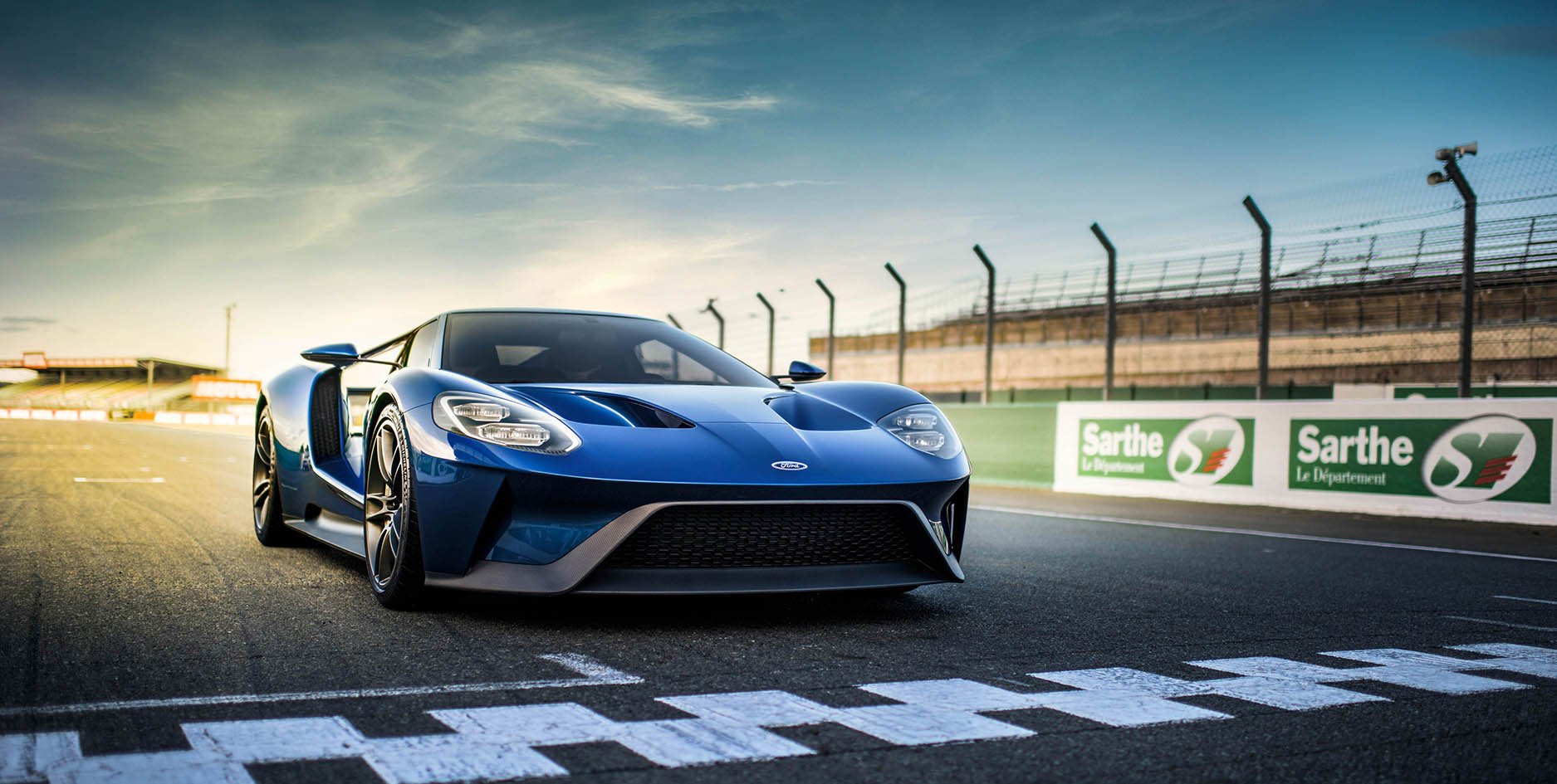 Ford ford gt car : Atlanta Exotic Car Owner Campaigns For 2017 Ford GT - Rides Magazine