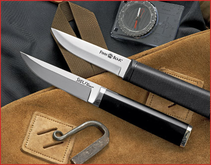 Born Again Finnish Classic Knives