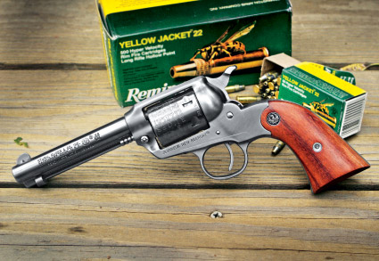 Ruger New Bearcat Stainless  22LR Handgun Review