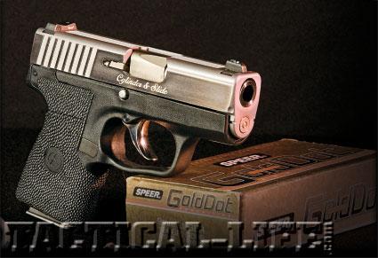 C&S Kahr PM9 9mm Compact Handgun Review