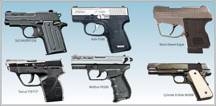 2009 SHOT Show's Hottest Guns
