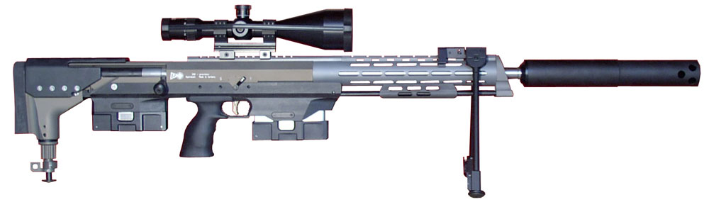 Global Rifles Dsr 50 Sniper Rifle Tactical Life Gun