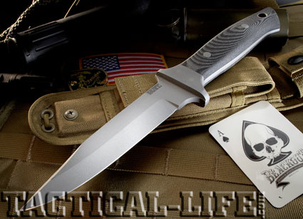 Airborne Delux Special Forces Gwot Knife Review