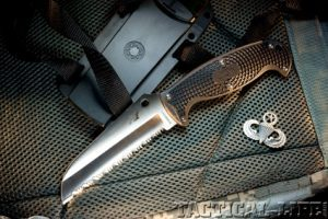 Perfect Double For Trouble Tactical Knives Review