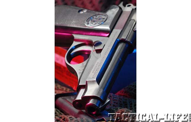 Beretta Model 70 tilt