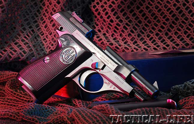 Israeli Mossad  22 LRS: The Reliable Pistols of the Mossad